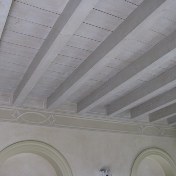 Monaco Fine Art & Design  Soffitti in legno